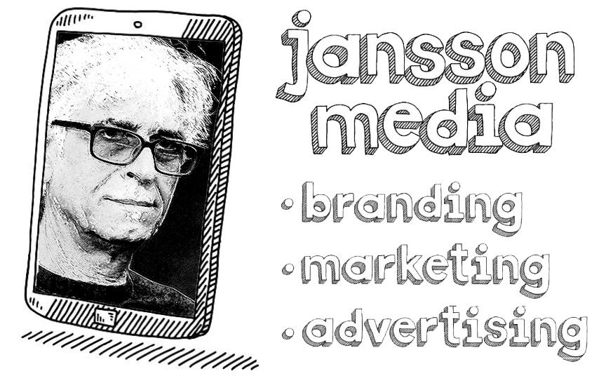 jansson media branding marketing advertising bruce johnson